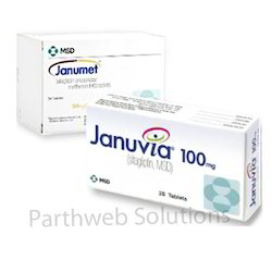 Janumet, Januvia Tablets