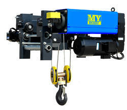Wire Rope Hoists Suppliers Manufacturers Amp Dealers In