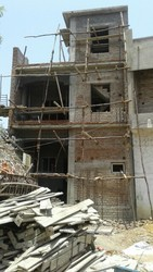 Concrete Frame Structures 25 Residential Building Construction, in Chennai