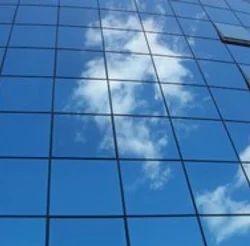 Aluminum Structural Glazing Service