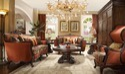 Starwood Wooden Sofa Set
