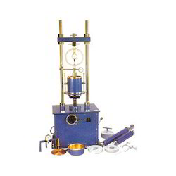 Blue California Bearing Ratio Apparatus, Use: For Cbr Testing Of Soil