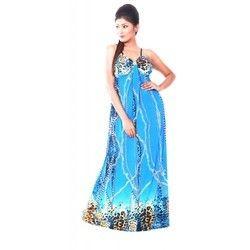 F block long dress 91 350