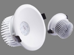 Polycab 12 W Round Led Downlight, Dlor12c60
