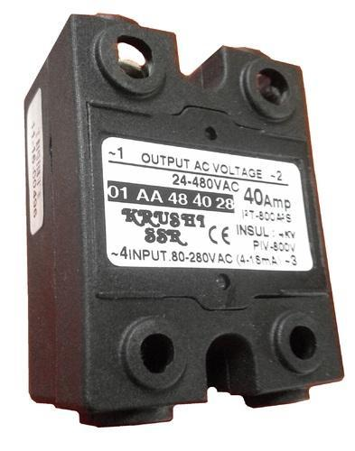 Ac To Ac 40amp Solid State Relay at Rs 319 piece Solid State