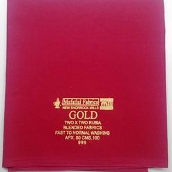 Gold Terry Rubia Fabrics