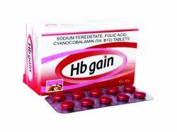 Iron And Folic Acid Tablets