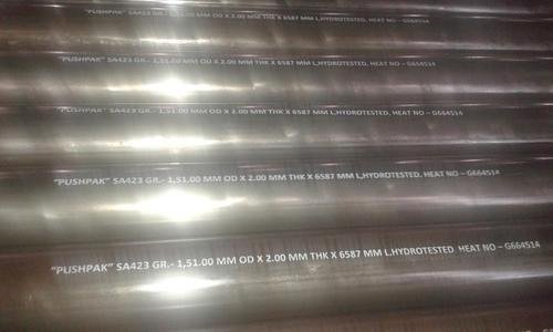 Corten Steel Tube for Power Plants