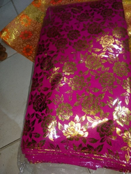 Foil Printed Fabrics