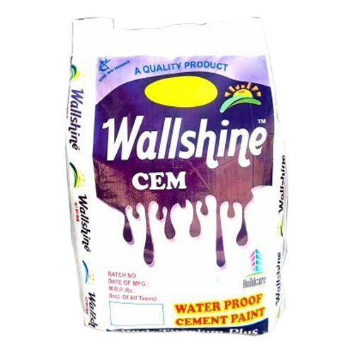 Misthi Wallshine Cement Paint