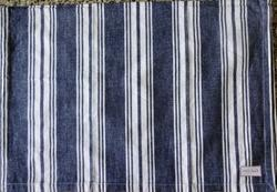 Cotton Yarn Dyed Stripes Kitchen Towels