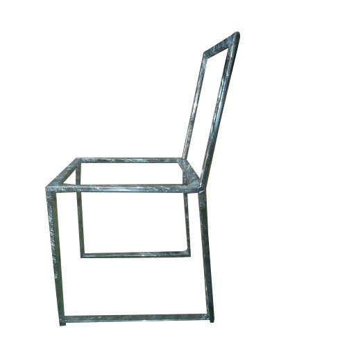 Elegant Stainless Steel Chair Frame