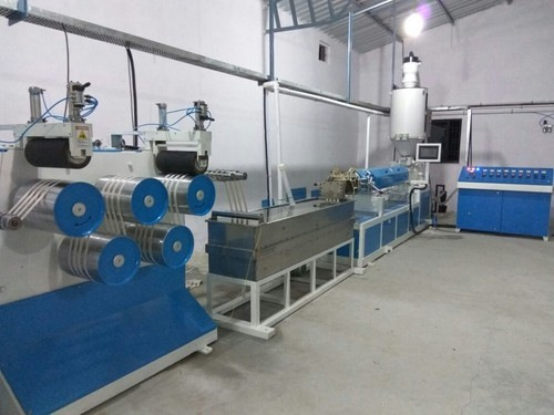 Four Line Fully Auto PP Box Strap Extrusion Line