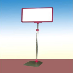 Pop Floor Display Stand