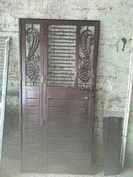 Safety Designer Door