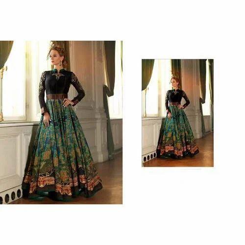 c2fb6d05118 Party Wear Fancy Gown at Rs 2600  piece(s)