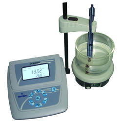 Conductivity-Dissolved Oxygen Meter