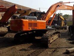 Tata Hitachi Ex 200 Super Excavator Spare Parts
