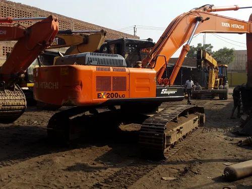 Tata Hitachi Ex 200 Super Excavator Spare Parts - Salasar
