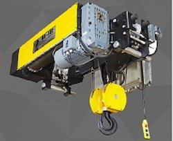 Indef Ur Electric Hoist
