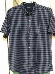 Half Hand Check Shirt