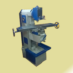 Vertical Gear Head Milling Machine