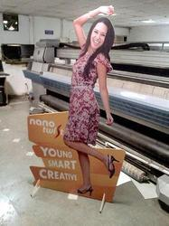 Sunboard Cut Out Printing Service