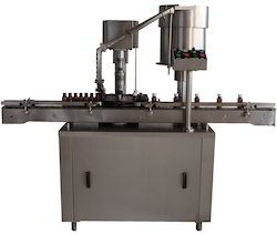 Semi Automatic Multi Head ROPP Capping Machine