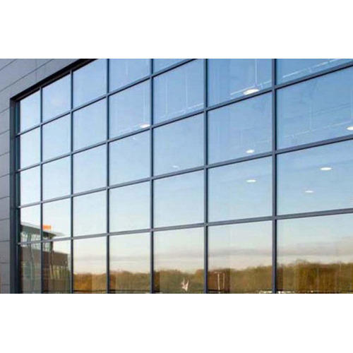 Aluminum Curtain Wall Manufacturer from Pune