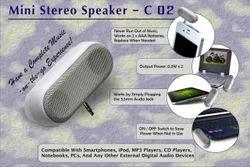 Mini Stereo Speaker