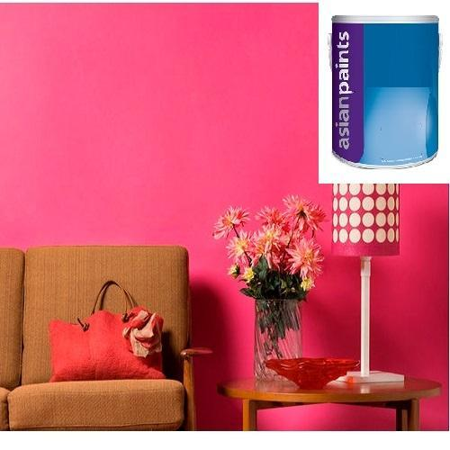 Asian Paints Interior Price List: Asian Interior Decorative Paints At Rs 300 /litre