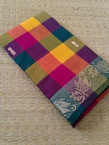 df45c8edd7 Chettinad Handloom - Manufacturer of Designer Chettinad Cotton Saree ...