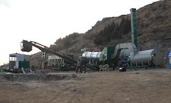 Drum Mix Asphalt Plant