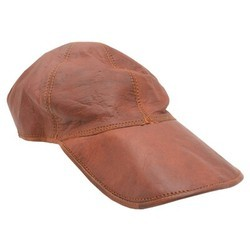 Genuine Leather Regular Cap CAP101
