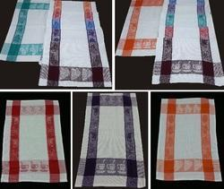 Jacquard Border Kitchen Towel