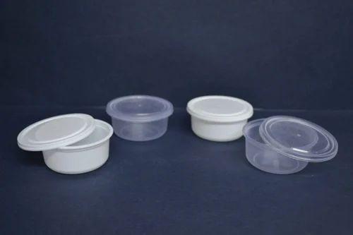 Plastic Food Grade Containers Plastic Sauce Container