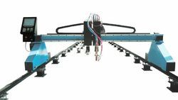 Gantry Type CNC Plasma Flame Cutting Machine