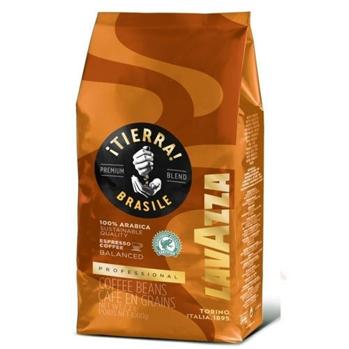 Lavazza Tierra Coffee Beans