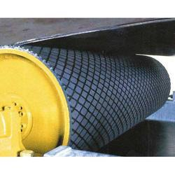 Rubber Conveyor Pulleys