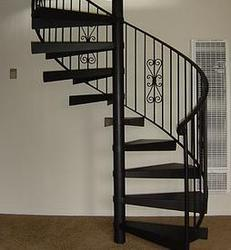 Mild Steel Staircase