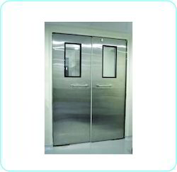 Ss Hospital Door - View Specifications u0026 Details of Hospital Doors by MS Om Enterprises Pune | ID 10610096512 & Ss Hospital Door - View Specifications u0026 Details of Hospital Doors ... pezcame.com