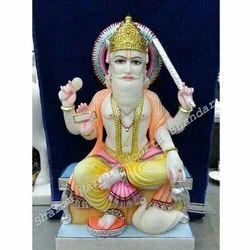 Vishwakarma Marble Moorti