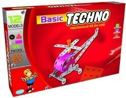 Basic Techno Construction Mechanical Kits for Juniors