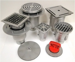 Industrial Application Floor Drains