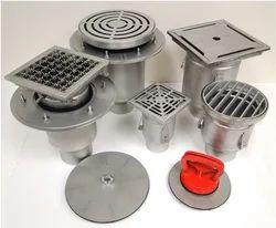 Industrial Application Floor Drains