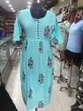 Cotton Fabric Kurtis