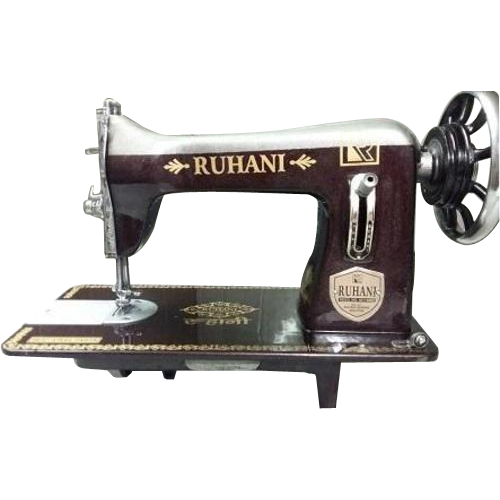Ruhani SemiAutomatic Deluxe Sewing Machine Rs 40 Piece ID Interesting 1920 Sewing Machine