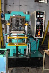 PLC Controlled Rubber Moulding Press