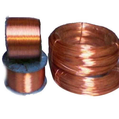 Copper Coated Steel Wire - View Specifications & Details of Copper ...