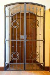 Metal Door Grill